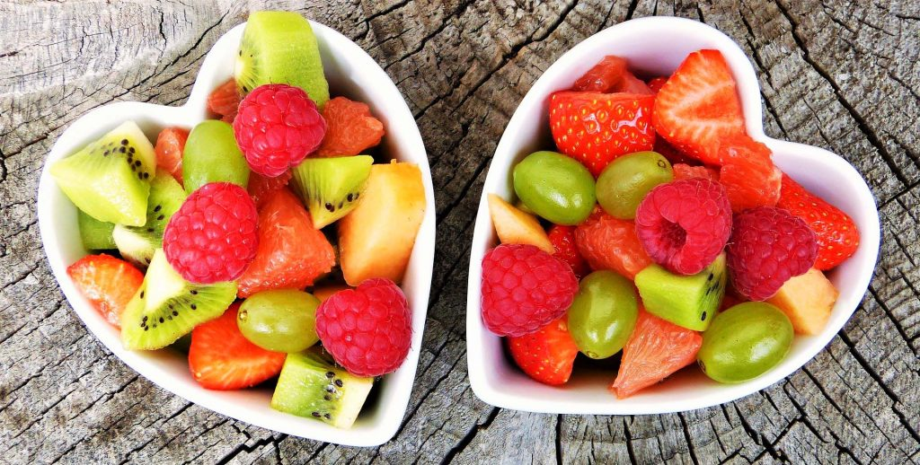 Fruits are a good source of antioxidants