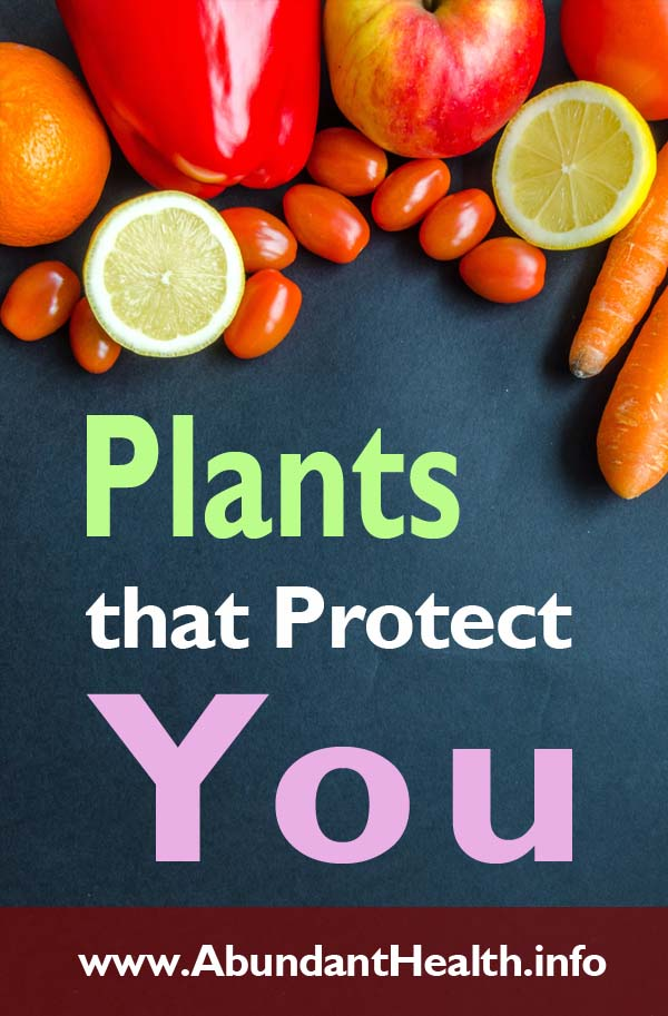 Plants that Protect You