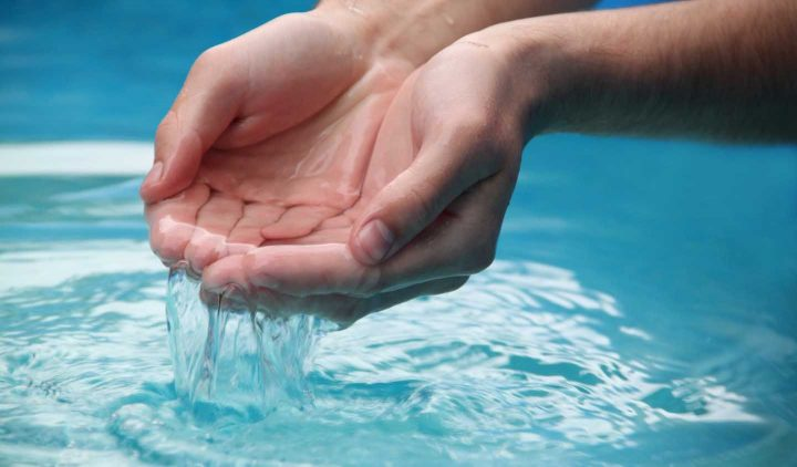 Water is the source of life.