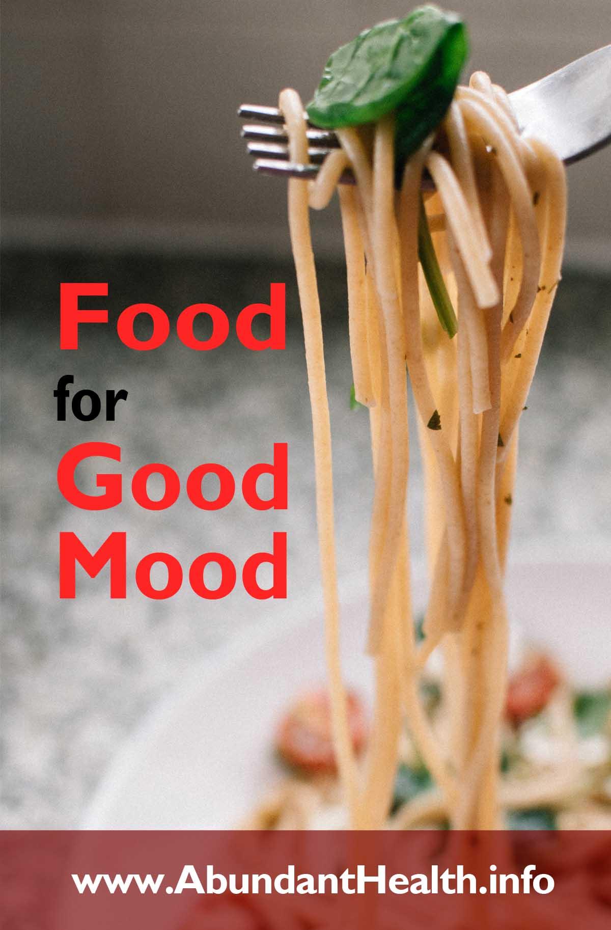 Food for Good Mood