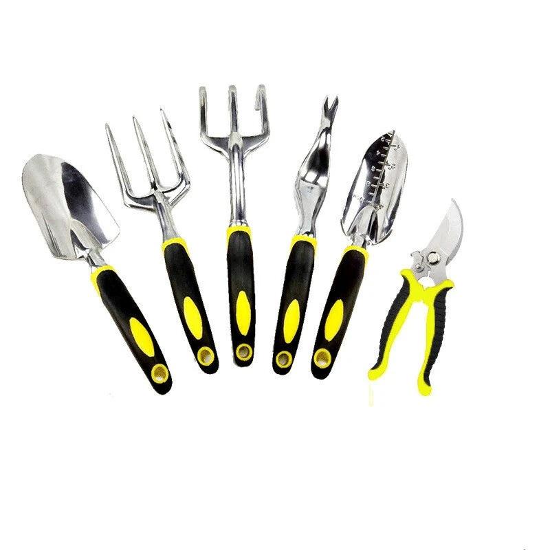 6 Piece Garden Tool Set
