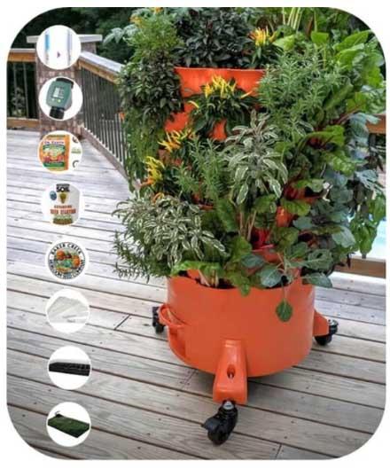Garden Tower Deluxe Bundle