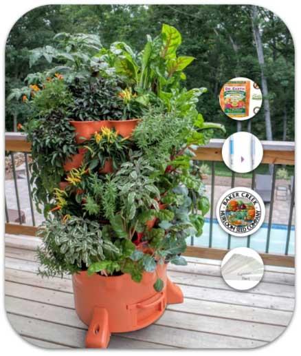 Garden Tower Starter Kit