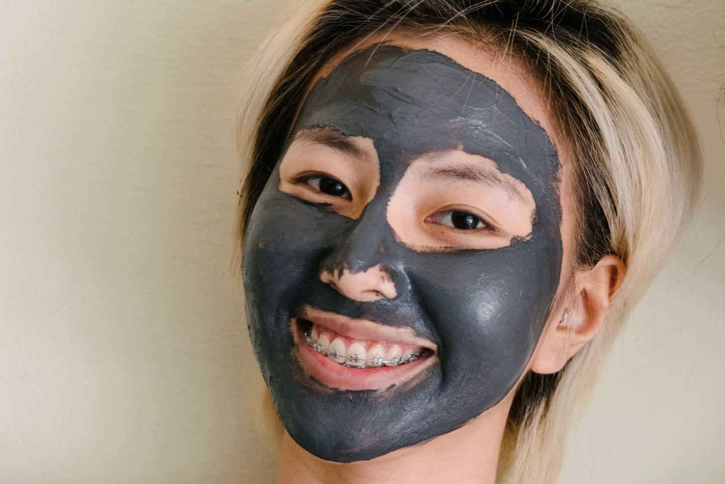 Acne treatment mask - Foto by Ketut Subiyanto from Pexels
