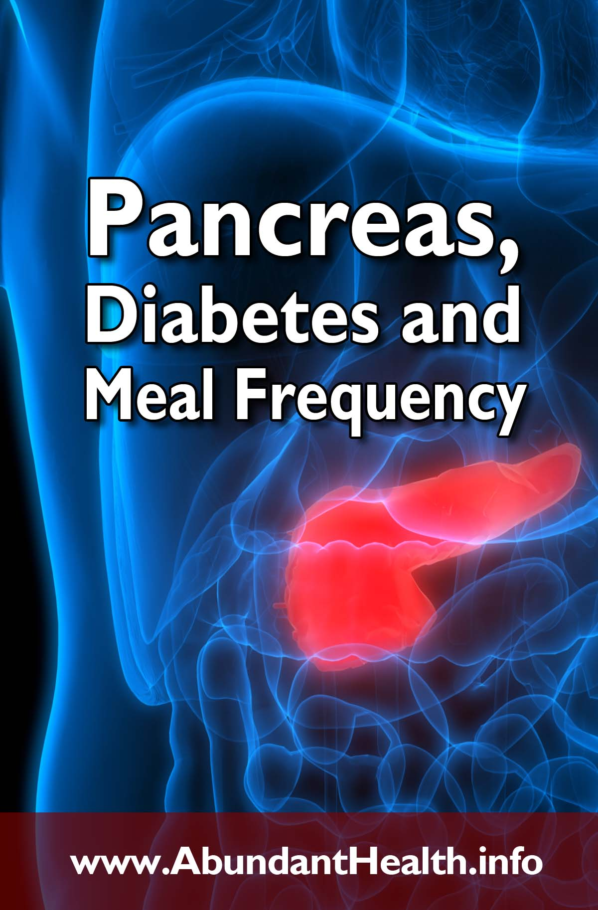 Pancreas, Diabetes and Meal Frequency