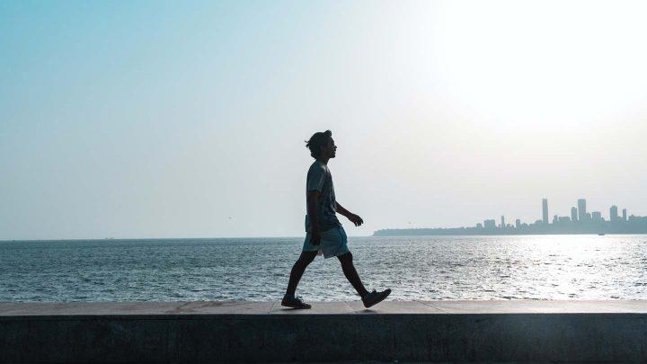 walking on a beach -  Photo by Karolina Grabowska from Pexels