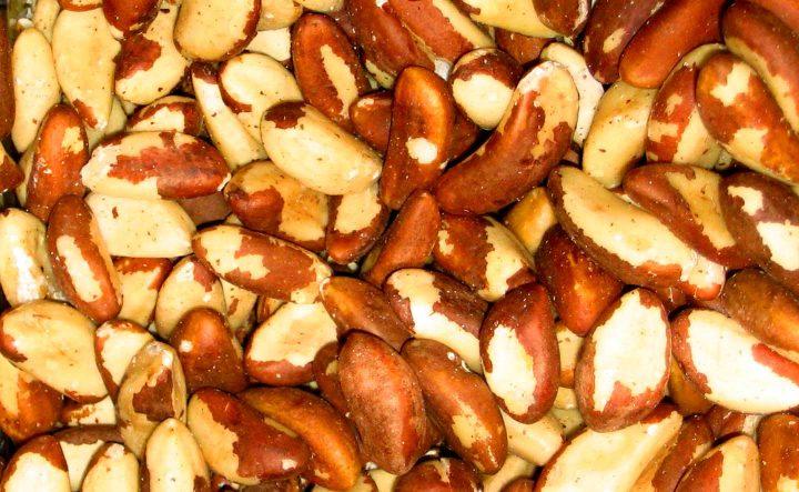 Brazil Nuts - Source: Wikipedia