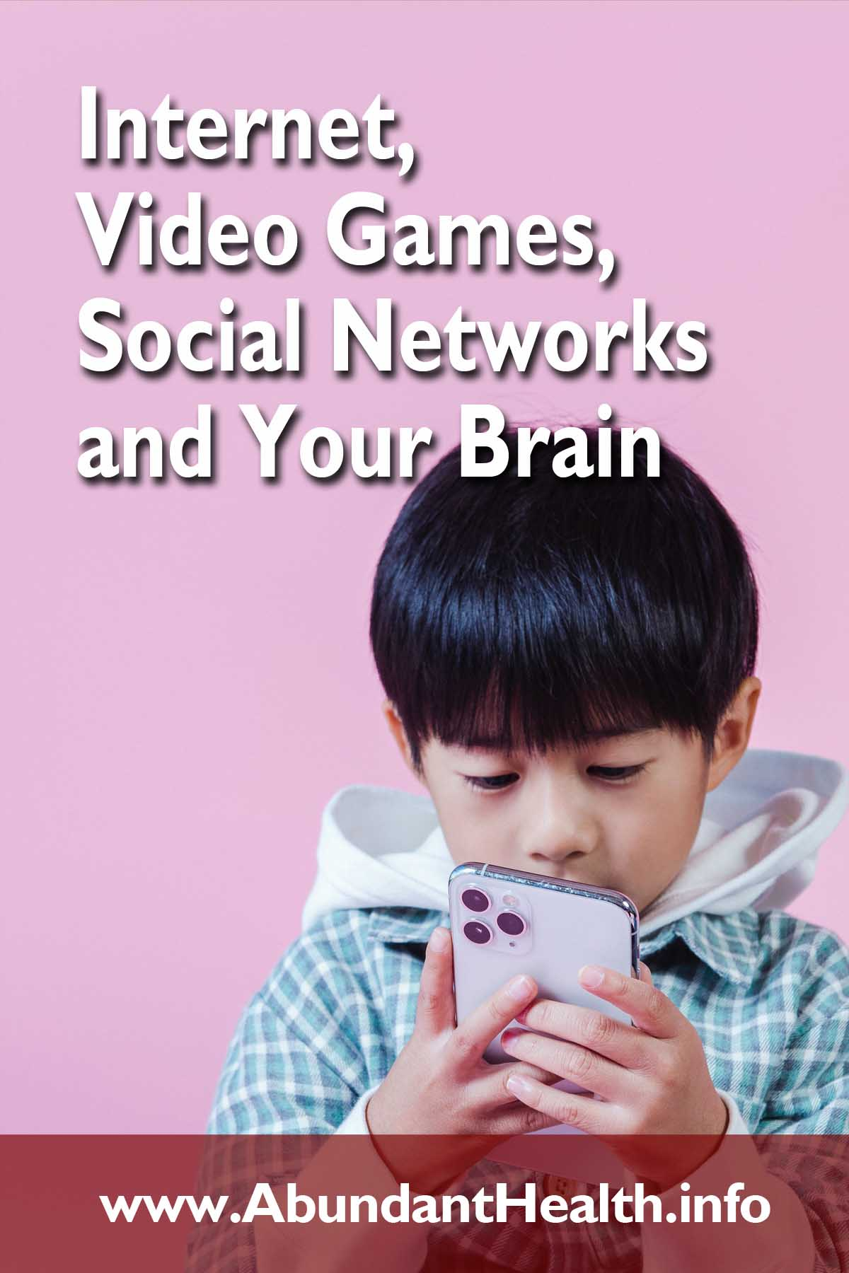 Internet, Video Games, Social Networks and Your Brain