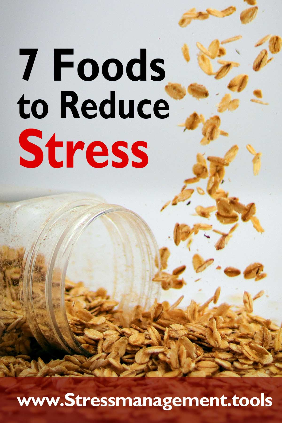 Seven Foods to Reduce Stress